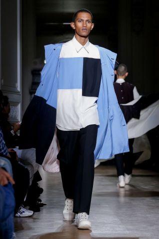 Jil Sander Menswear Fall Winter 2019 Paris39