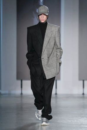 Juun.J Menswear Fall Winter 2019 Paris13