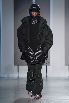 Juun.J Menswear Fall Winter 2019 Paris33