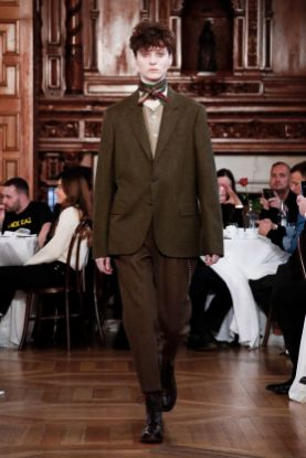 Kent & Curwen Fall Winter 2019 London12