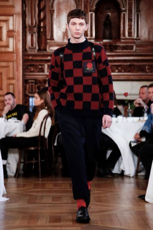 Kent & Curwen Fall Winter 2019 London13