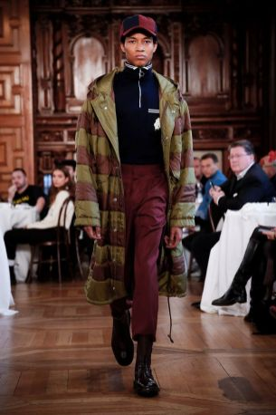 Kent & Curwen Fall Winter 2019 London18