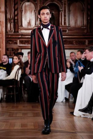 Kent & Curwen Fall Winter 2019 London22