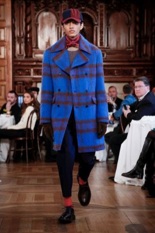 Kent & Curwen Fall Winter 2019 London28