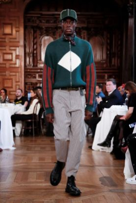 Kent & Curwen Fall Winter 2019 London5