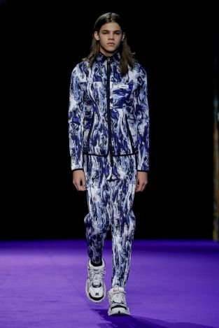Kenzo Men & Women Fall Winter 2019 Paris1