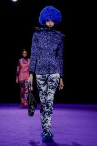 Kenzo Men & Women Fall Winter 2019 Paris43