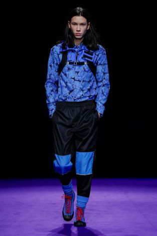 Kenzo Men & Women Fall Winter 2019 Paris47