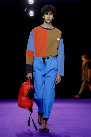 Kenzo Men & Women Fall Winter 2019 Paris52