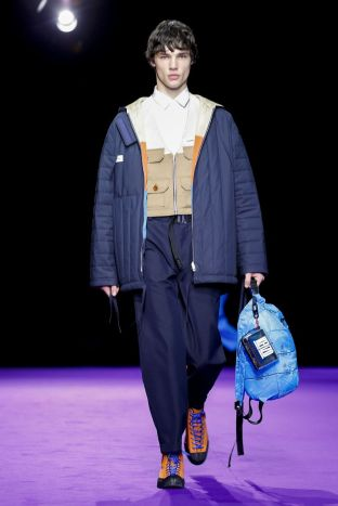 Kenzo Men & Women Fall Winter 2019 Paris53