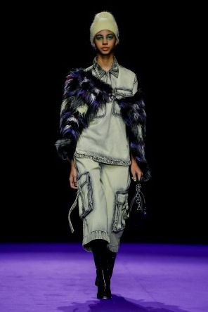 Kenzo Men & Women Fall Winter 2019 Paris56