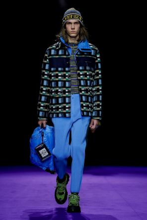 Kenzo Men & Women Fall Winter 2019 Paris61
