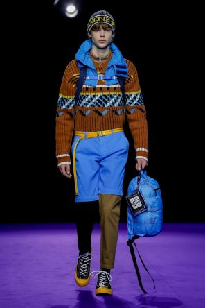 Kenzo Men & Women Fall Winter 2019 Paris66