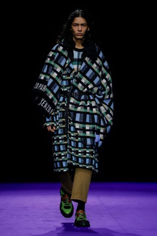 Kenzo Men & Women Fall Winter 2019 Paris8