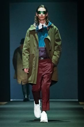 Les Hommes Menswear Fall Winter 2019 Milan12