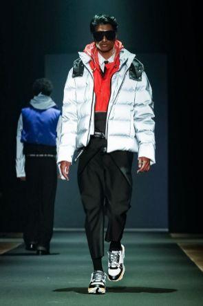 Les Hommes Menswear Fall Winter 2019 Milan19