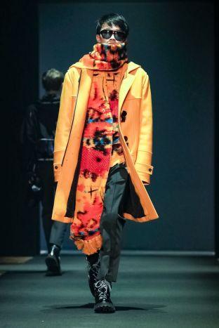 Les Hommes Menswear Fall Winter 2019 Milan26