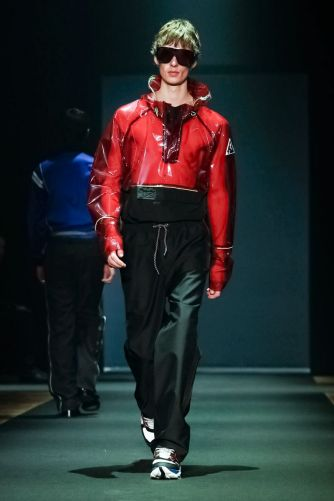 Les Hommes Menswear Fall Winter 2019 Milan37