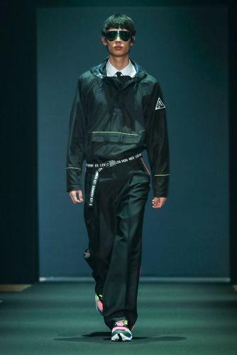 Les Hommes Menswear Fall Winter 2019 Milan44