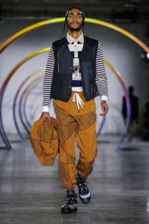 Liam Hodges Menswear Fall Winter 2019 London1