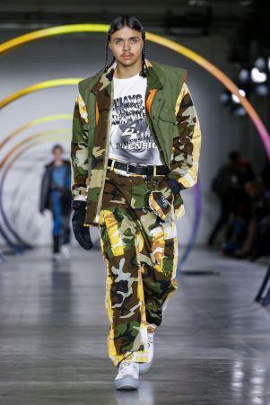 Liam Hodges Menswear Fall Winter 2019 London12