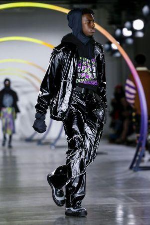 Liam Hodges Menswear Fall Winter 2019 London13