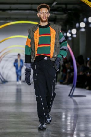 Liam Hodges Menswear Fall Winter 2019 London17