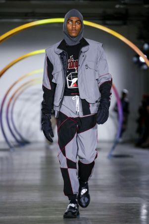 Liam Hodges Menswear Fall Winter 2019 London18