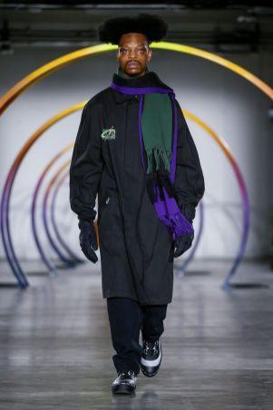 Liam Hodges Menswear Fall Winter 2019 London20