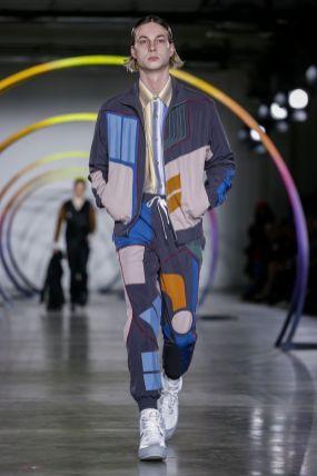 Liam Hodges Menswear Fall Winter 2019 London21