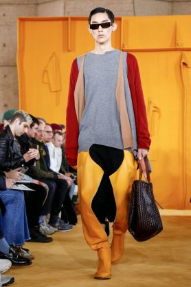 Loewe Menswear Fall Winter 2019 Paris12