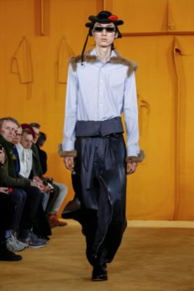Loewe Menswear Fall Winter 2019 Paris2