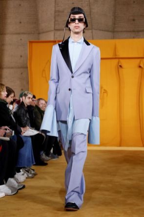 Loewe Menswear Fall Winter 2019 Paris24