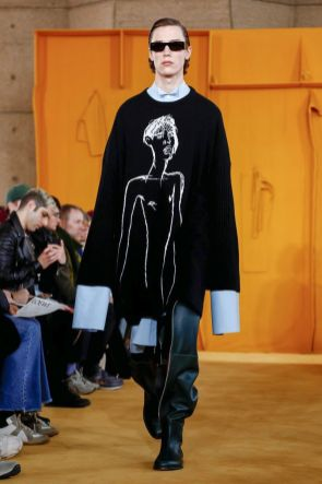 Loewe Menswear Fall Winter 2019 Paris25