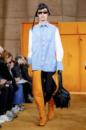 Loewe Menswear Fall Winter 2019 Paris32