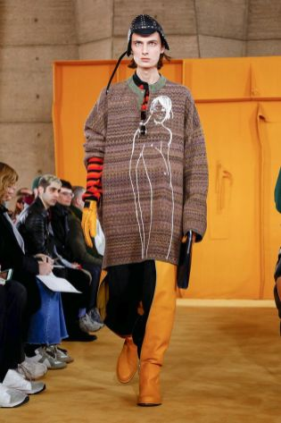 Loewe Menswear Fall Winter 2019 Paris40