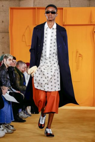 Loewe Menswear Fall Winter 2019 Paris42
