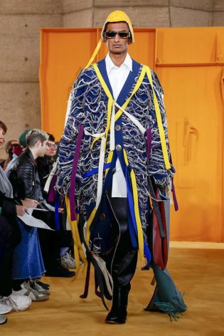 Loewe Menswear Fall Winter 2019 Paris45
