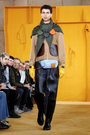 Loewe Menswear Fall Winter 2019 Paris48