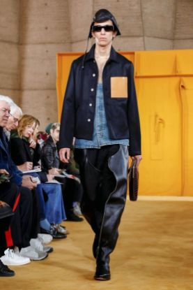 Loewe Menswear Fall Winter 2019 Paris5