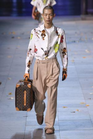 Louis Vuitton Menswear Fall Winter 2019 Paris51