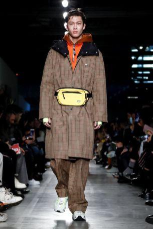MSGM Menswear Fall Winter 2019 Milan17