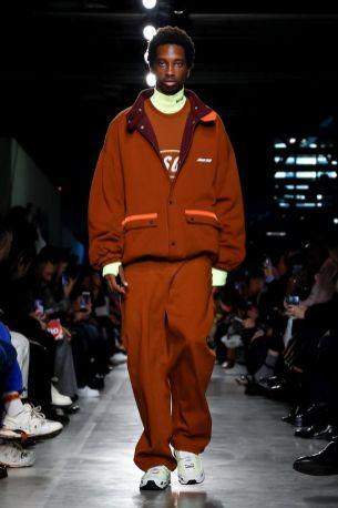 MSGM Menswear Fall Winter 2019 Milan18