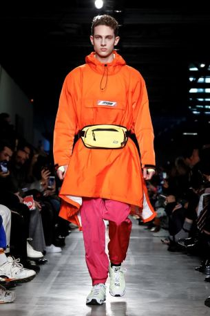 MSGM Menswear Fall Winter 2019 Milan19