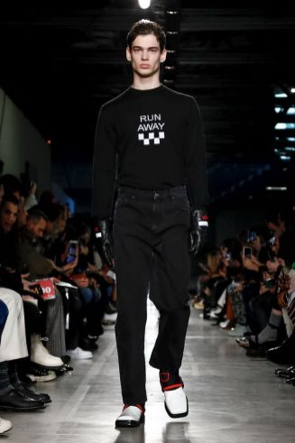 MSGM Menswear Fall Winter 2019 Milan2