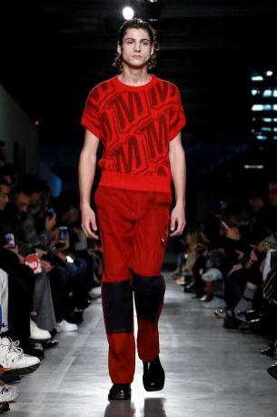 MSGM Menswear Fall Winter 2019 Milan23