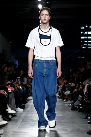 MSGM Menswear Fall Winter 2019 Milan26