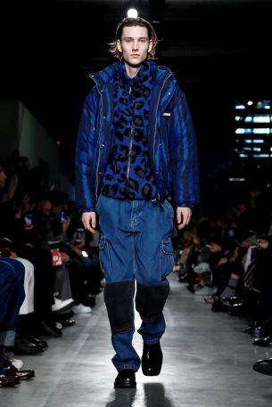 MSGM Menswear Fall Winter 2019 Milan27