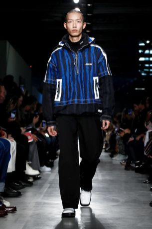 MSGM Menswear Fall Winter 2019 Milan29