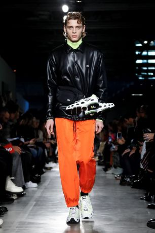 MSGM Menswear Fall Winter 2019 Milan35